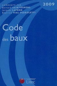 Code des baux 2009
