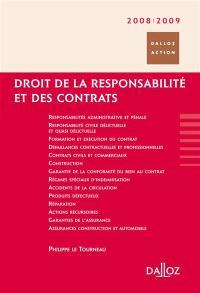 Droit de la responsabilité et des contrats : 2008-2009