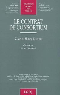 Le contrat de consortium