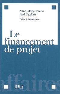 Le financement de projet