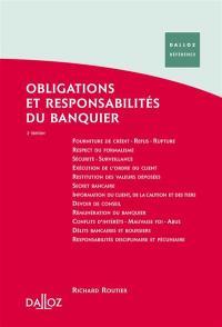 Obligations et responsabilités du banquier