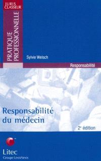 Responsabilité du médecin