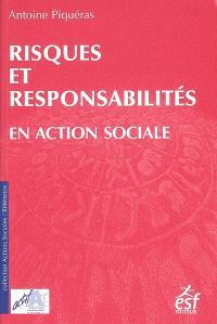 Risques et responsabilités en action sociale
