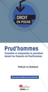 Prud'hommes : connaître et comprendre la procédure devant les conseils de prud'hommes