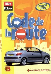 Code de la route : permis B