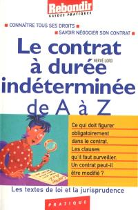 Le contrat à durée indéterminée de A à Z