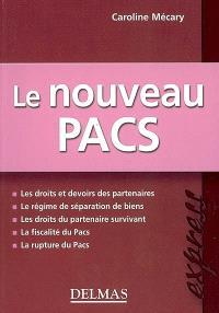 Le nouveau Pacs