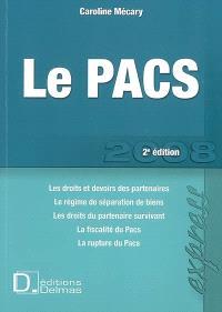 Le Pacs 2008