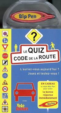 Le quiz code de la route : l'auriez-vous aujourd'hui ? Jouez et testez-vous !
