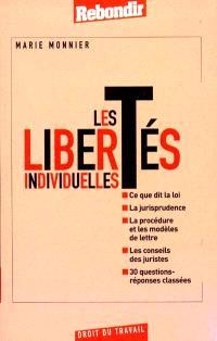 Les libertés individuelles