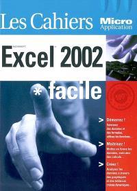 Excel 2002 facile