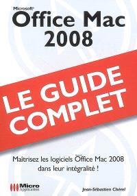 Office Mac 2008