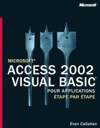 Access 2002 VBA