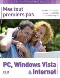 PC, Windows Vista et Internet