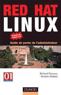 Red Hat Linux : guide de poche de l'administrateur