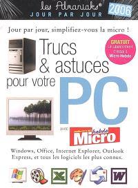 Trucs et astuces pour votre PC