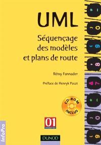 UML : séquençage des modèles et plans de route