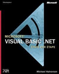 Visual Basic.Net : étape par étape