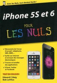 iPhone 5s et 6 : pour les nuls
