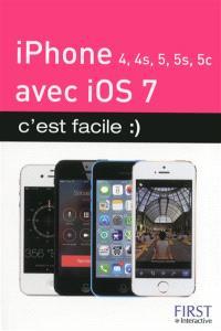 iPhone 4, 4S, 5, 5S et 5C avec iOS 7, c'est facile
