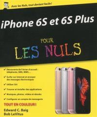 iPhone 6S & 6S plus pour les nuls