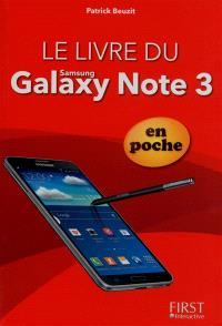 Le livre du Samsung Galaxy Note 3 en poche
