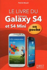 Le livre du Samsung Galaxy S4 et S4 mini en poche