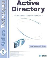 Active Directory : la formation pour devenir opérationnel