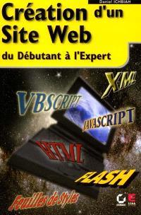 Création d'un site Web du débutant à l'expert
