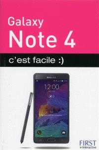 Galaxy Note 4 : c'est facile