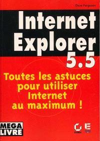 Internet Explorer 5.5