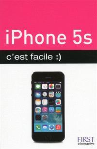 iPhone 5S : c'est facile
