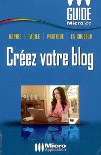 Créez votre blog