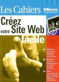 Créez votre site Web : facile