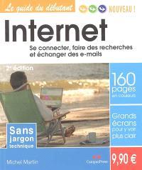 Internet : se connecter, faire des recherches et échanger des e-mails