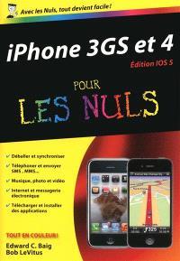 iPhone 3GS et 4 édition IOS5 pour les nuls