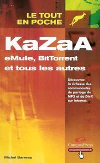 KaZaA, eMule, BitTorrent et tous les autres : découvrez la richesse des communautés de partage de MP3 et de DivX sur Internet