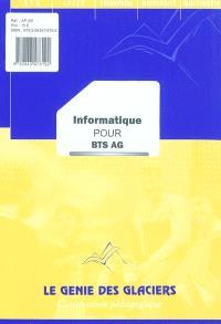 Informatique pour BTS AG