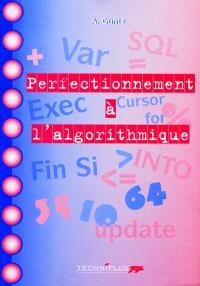 Perfectionnement à l'algorithmique