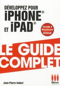 Développez pour iPhone et iPad