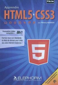 Apprendre HTML 5 & CSS3