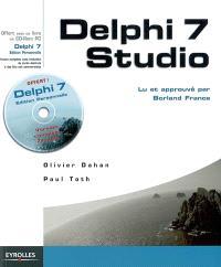 Delphi 7 studio