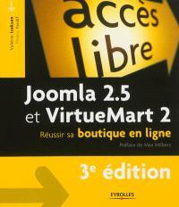 Joomla 2.5 et VirtueMart 2 : réussir sa boutique en ligne