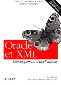 Oracle et XML : développement d'applications