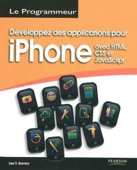 Développez des applications pour iPhone avec HTML, CSS et JavaScript