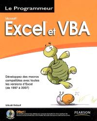 Excel & VBA : version 97, 2000, XP, 2003 et 2007
