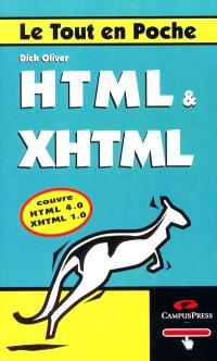 HTML et XHTML