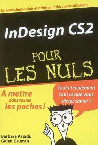 InDesign CS2 pour les nuls
