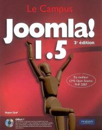 Joomla ! : créez et maintenez vos sites Web avec un logiciel de gestion de contenus Open Source