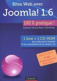 Joomla ! 1.6 : 100 % pratique
